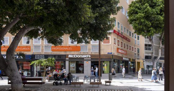 Maribel Velasco Franquiciada de McDonald's