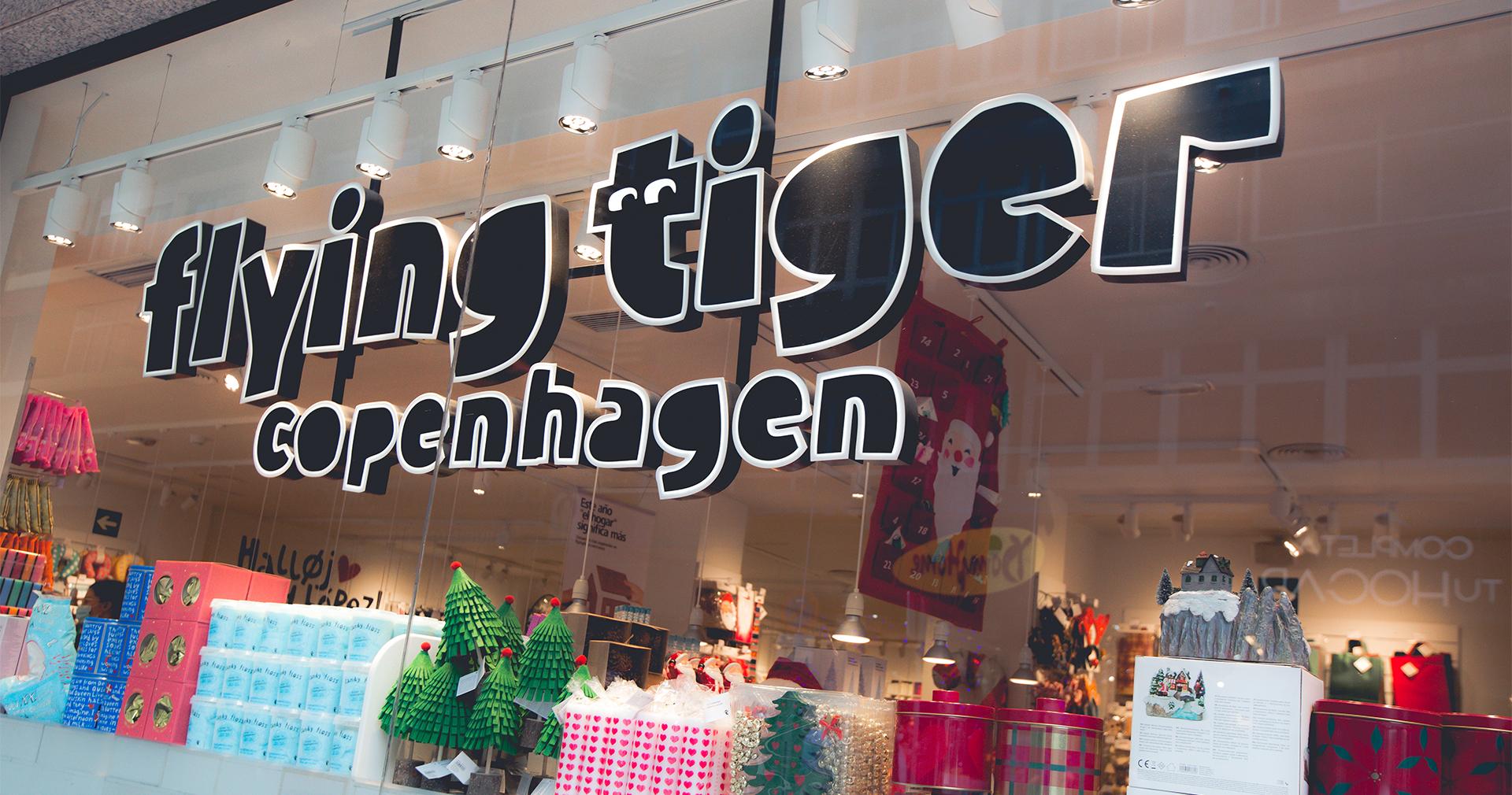 Foto de Flying Tiger Copenhagen en Zona Mesa y López