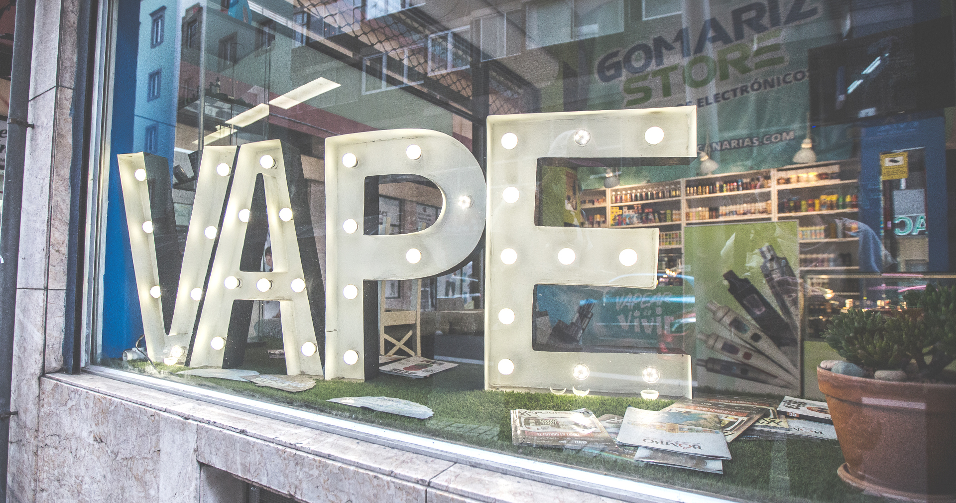 GomarizStore Vape Shop