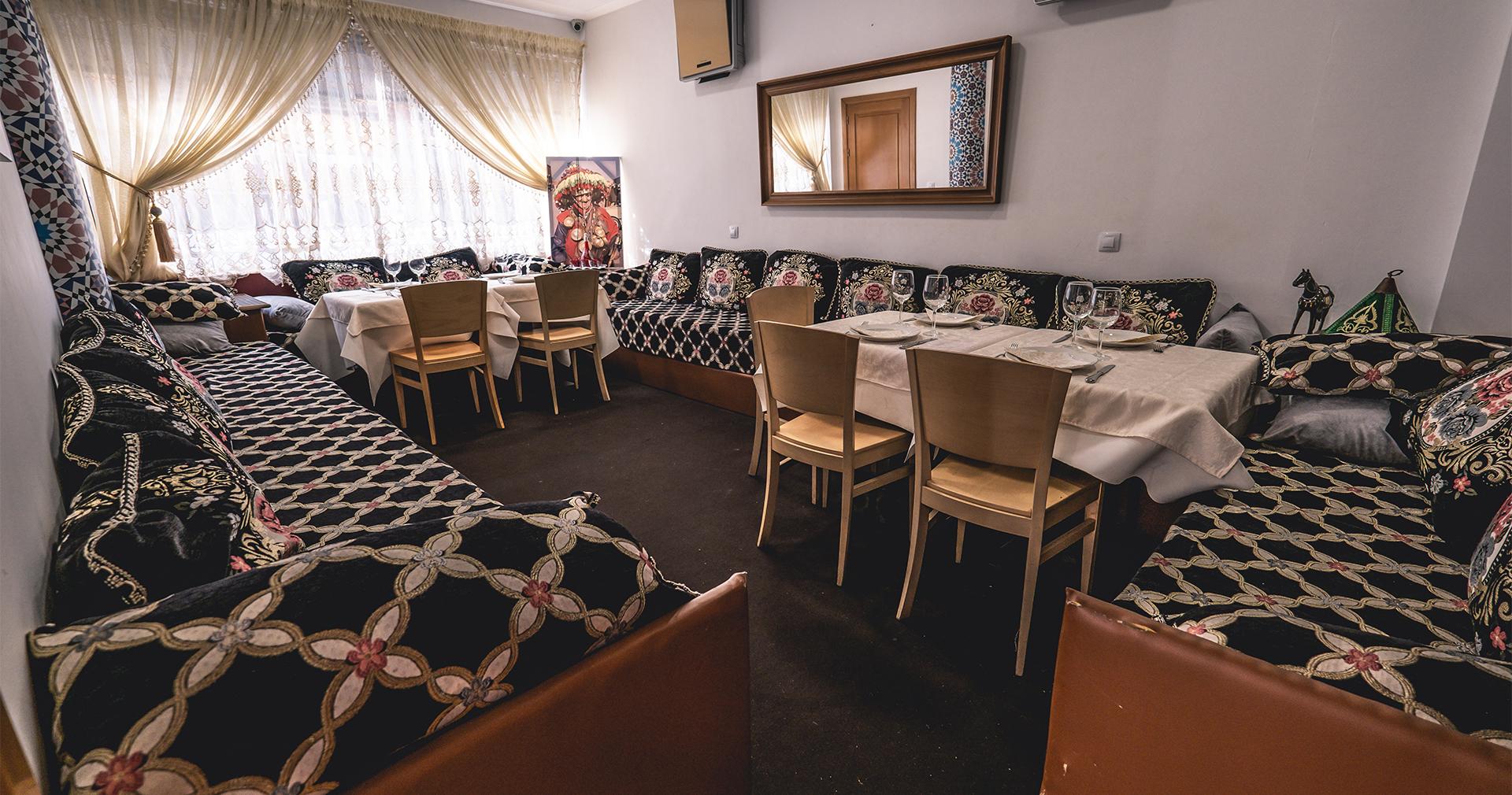 Marrakech Restaurante
